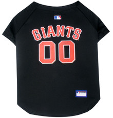 San Francisco Giants MLB Pet JERSEY