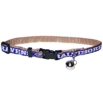 Baltimore Ravens CAT Collar