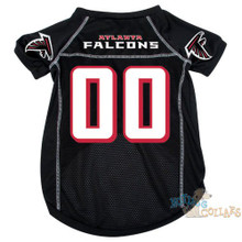 Atlanta Falcons PREMIUM NFL Football Pet Jersey
