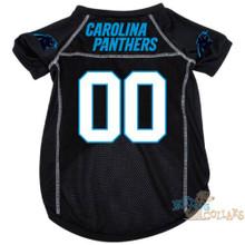 Carolina Panthers PREMIUM NFL Football Pet Jersey