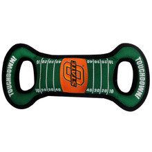 Oklahoma State Football NCAA Field Tug Toy