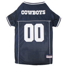 Dallas Cowboys PREMIUM NFL Football Pet Jersey