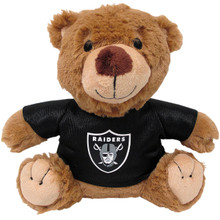 Oakland Raiders NFL Teddy Bear Toy