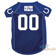 Indianapolis Colts PREMIUM NFL Football Pet Jersey