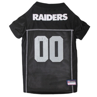 Oakland Raiders PREMIUM NFL Football Pet Jersey