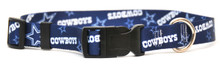 Dallas Cowboys Logo Dog Collar