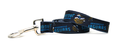 Jacksonville Jaguars Logo Dog Leash