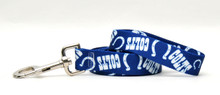 Indianapolis Colts Logo Dog Leash