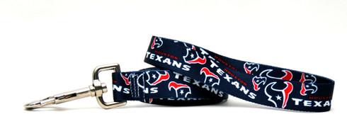 Houston Texans Logo Dog Leash