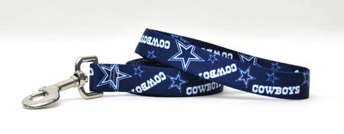 Dallas Cowboys Logo Dog Leash