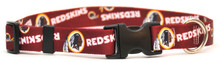 Washington Redskins Logo Dog Collar