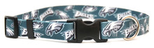 Philadelphia Eagles Logo Dog Collar