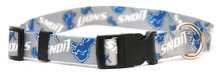 Detroit Lions Logo Dog Collar