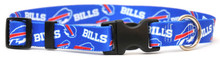 Buffalo Bills Logo Dog Collar