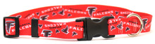 Atlanta Falcons Logo Dog Collar