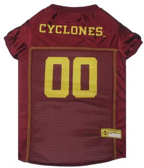 Iowa State Football Dog Jersey