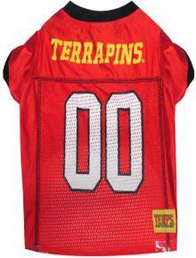 Maryland Football Dog Jersey