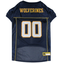 Michigan  Football Dog Jersey