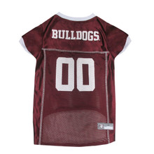 Mississippi State Football Dog Jersey
