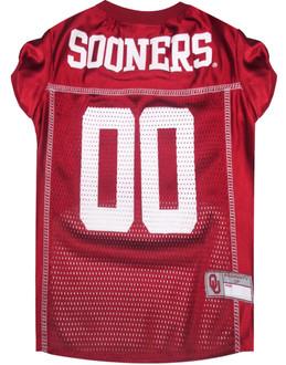 Oklahoma Football Dog Jersey