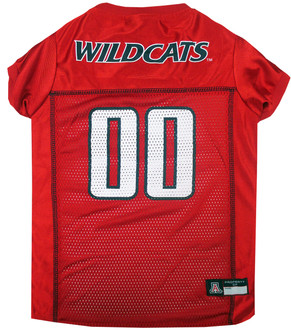 Arizona Football Dog Jersey