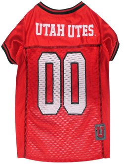 Utah Football Dog Jersey