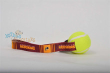 Washington Redskins  Tennis Ball Tug Dog Toy