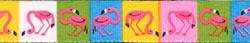 Pink Flamingo Waist Walker
