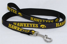 U of Iowa PREMIUM Dog Leash