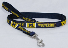 U of Michigan PREMIUM Dog Leash