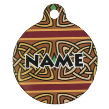 Celtic Pet ID Tag