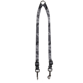 Snakeskin Coupler Dog Leash