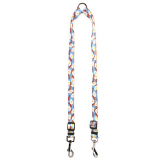 Bacon And Eggs Coupler Dog Leash