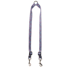 Multi Tweed Coupler Dog Leash