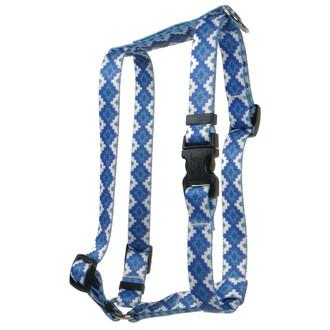 Aztec Storm Roman Style H Dog Harness
