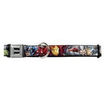 Marvel Avengers Assemble Superheroes Buckle-Down Seat Belt Buckle Dog Collar