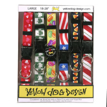 Seasonal Dog Collar Calendar Pack with Tag-A-Long