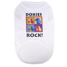 Doxies Rock Pet T-Shirt