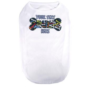 Personalized Crazy Bones Pet T-Shirt