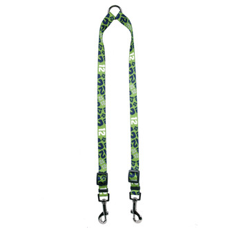 12th Dog Green Coupler Dog Leash
