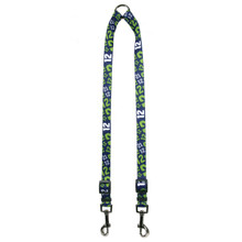 12th Dog Navy Blue Coupler Dog Leash