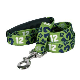 12th Dog Green EZ-Grip Dog Leash