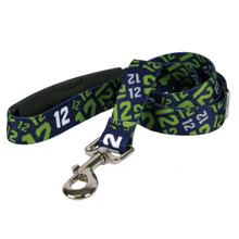 12th Dog Navy Blue EZ-Grip Dog Leash