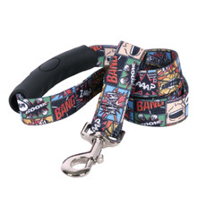 Vintage Comics EZ-Grip Dog Leash