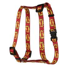 Kapow Roman Style H Dog Harness