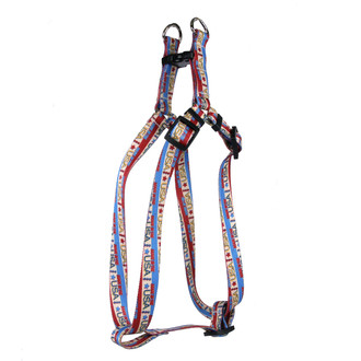 Vintage Made in the USA Step-In Dog Harness