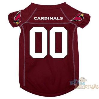 Arizona Cardinals NFL Football Dog Jersey - CLEARANCE