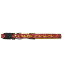 Iowa State Cyclones Dog Collar