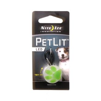 PetLit Paw Dog Collar Light