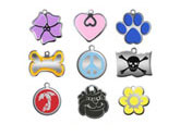 Custom ID Engraved Pet Tags